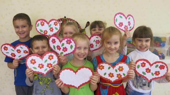Открытый Всероссийский конкурс «Лучшая валентинка»